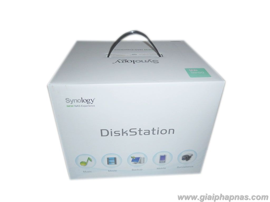 Synology DS 411j