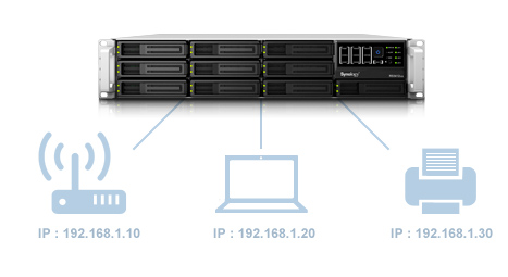 nas-synology-pc-files-server-giai-phap-luu-tru-du-lieu-dung-luong-100TB-iscsi-vpn-dhcp-mail-web-host-free_DHCP_server_15