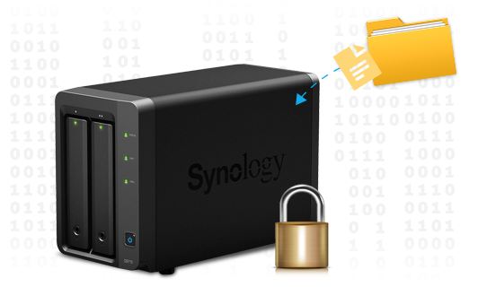 DS715_sect_encryption_luu_tru_du_lieu_data_server_nas_synology_DS715_MNS_sai_gon_da_nang_ha_noi