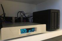 Sử dụng Lumin D1 làm music server giải mã file âm thanh chât lượng cao chứa trong Synology DS215+