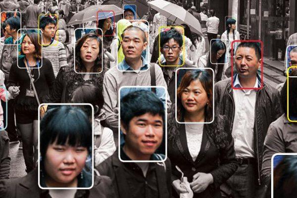 Chế độ nhận diện khuôn mặt sẽ tích hợp trong camera an ninh và tự động phát ra các màu khác nhau tùy theo mức độ khả năng gây nguy hiểm của từng cá nhân.