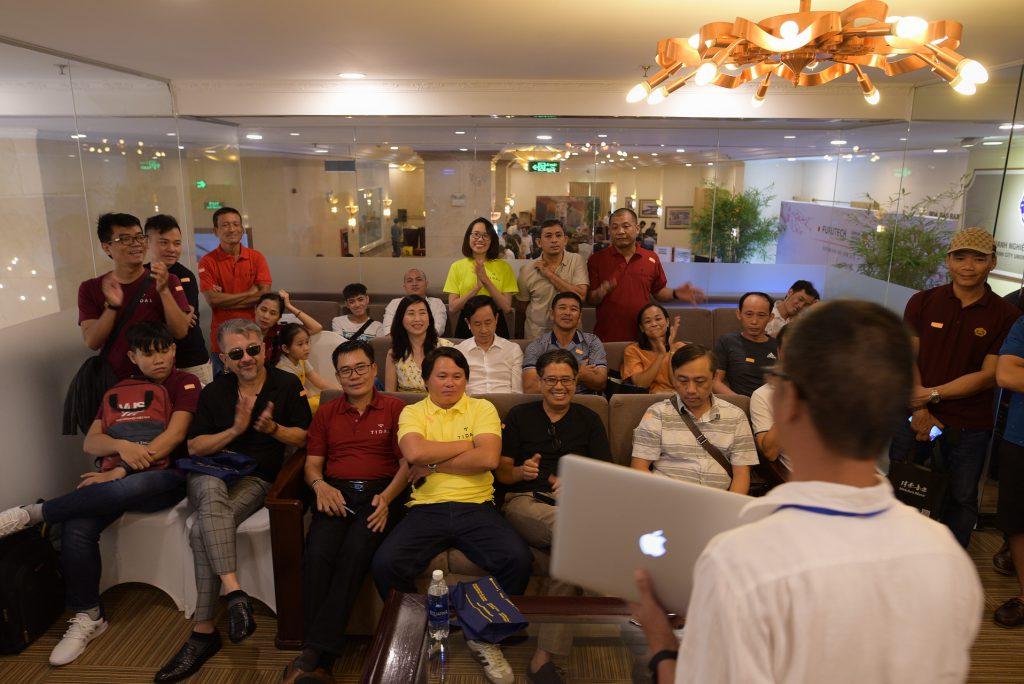 Buổi Talkshow đã diễn ra rất thành công với sự có mặt của rất nhiều Thính Giả tuyệt vời.