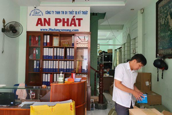 anh Chấn, giám đốc của An Phát