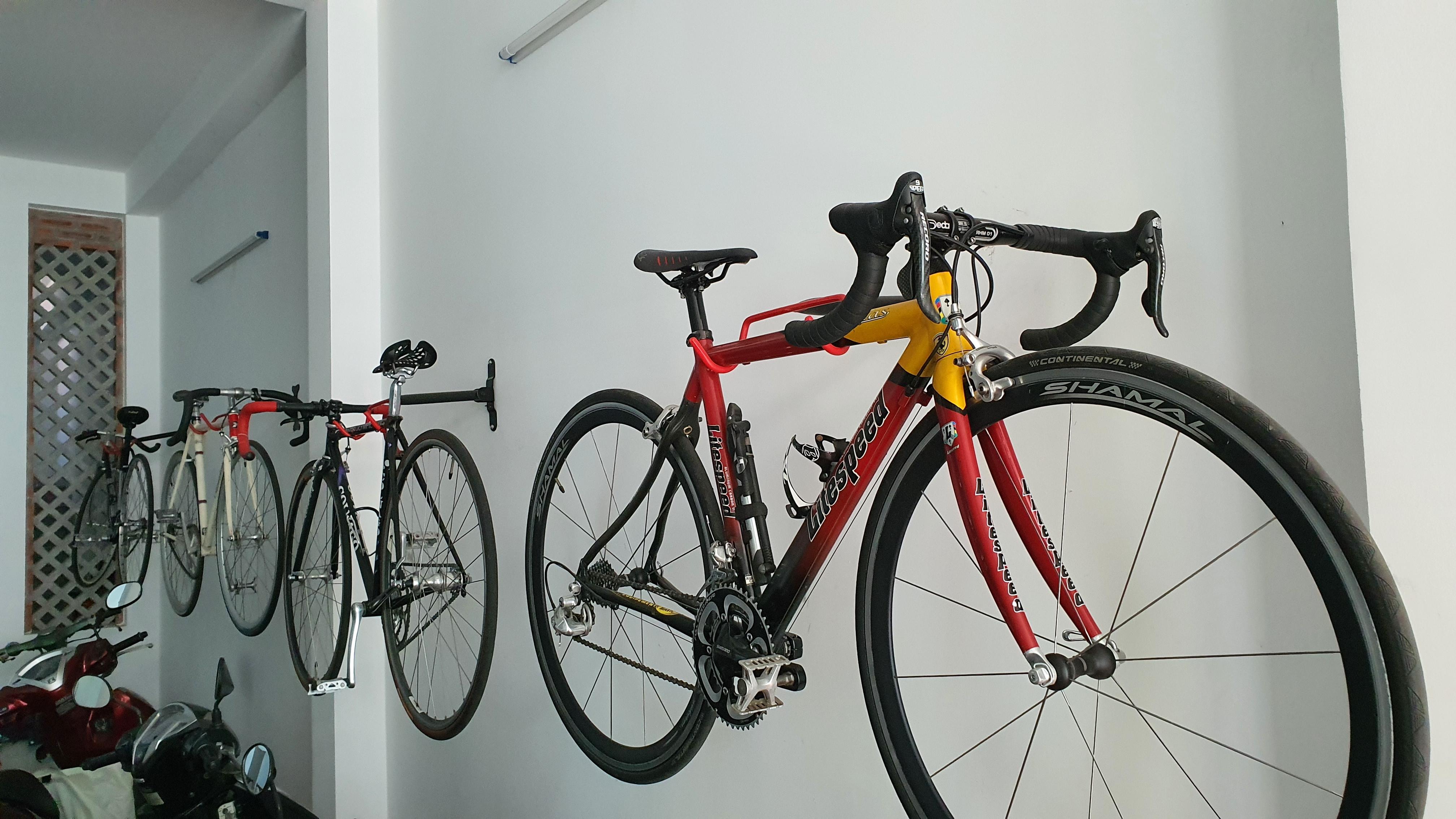 Đam mê xe đạp